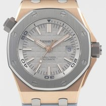 Audemars Piguet Rose gold 42mm Automatic 15711OI.OO.A006CA.01 pre-owned