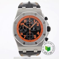 Audemars Piguet Royal Oak Offshore Chronograph Volcano Сталь 45mm Aрабские