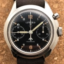 Lemania pre-owned Manual winding 38mm