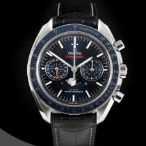 Omega Speedmaster Professional Moonwatch Moonphase Steel 44.2mm Blue No numerals South Africa, Pretoria