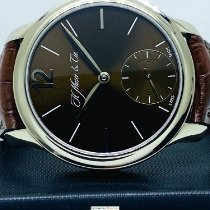 H.Moser & Cie. White gold Manual winding 321.503-016 pre-owned