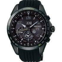 Seiko Astron GPS Solar Chronograph Acciaio 44mm