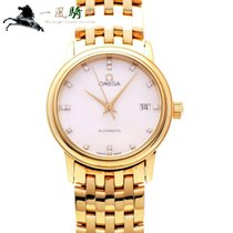 Omega Or jaune 27mm Remontage automatique 4190.35 occasion