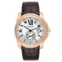 Cartier Rose gold 42mm Automatic W7100009 pre-owned