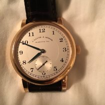 A. Lange & Söhne 233.032 Rose gold 2009 1815 40mm pre-owned United States of America, Wisconsin, De Pere