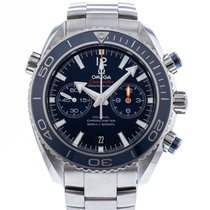 Omega Seamaster Planet Ocean Chronograph 232.90.46.51.03.001 2010 rabljen