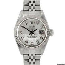 Rolex Ladies 79174 Datejust - MOP Diamond Dial