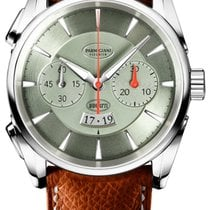Parmigiani Fleurier Bugatti Steel 43mm Green United States of America, New York, Airmont
