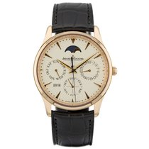 Jaeger-LeCoultre Master Ultra Thin Perpetual new Automatic Watch with original box and original papers Q1302520 or 1302520