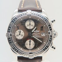 Breitling Chrono Cockpit Brown Dial