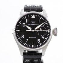 IWC Big Pilot 46mm Steel IW500901