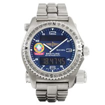 Breitling Emergency Orbiter 3 Limited Edition E56321