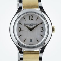 Baume & Mercier Ilea Ladies, Two-Tone, Stainless Steel and...
