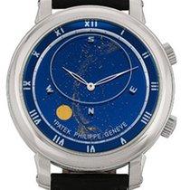 Patek Philippe Grand Complications 18K White Gold Men's Watch