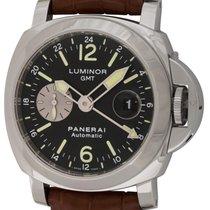 파네라이 (Panerai) : Luminor GMT :  PAM 88 :  Stainless Steel...