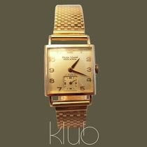 Philip Watch Oro amarillo 20mm Cuerda manual 311 1 usados