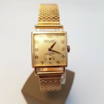 Philip Watch Yellow gold 20mm Manual winding 311 1 pre-owned