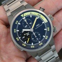 IWC Aquatimer Split Minute Chronograph Titanium Ref. 372301 -...