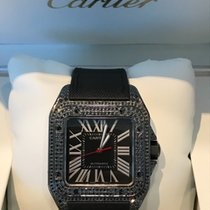 Cartier Santos 100 new 2017 Automatic Watch with original box and original papers WSSA0006