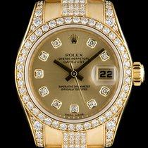 Rolex Lady-Datejust Yellow gold 26mm Gold United Kingdom, London