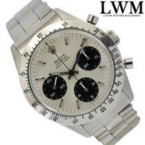 Rolex Cosmograph 6239 Big Daytona silver dial 1965's