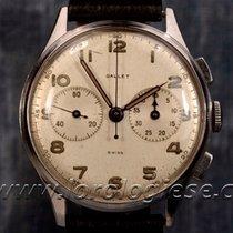 Gallet – Multichron Vintage Steel Chronograph – Cal. Excelsior...