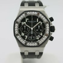 Audemars Piguet Royal Oak Offshore Lady Steel 37mm Black