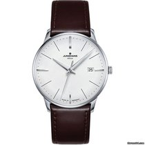Junghans Meister MEGA new Quartz Watch with original box and original papers 058/4800.00