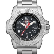 Luminox XS.3252 LUMINOX SEA SERIES Navy Steel Nero Acciaio 45mm nowość