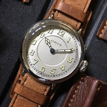 Oris Big Crown 1917 Limited Edition Steel 40mm Silver Arabic numerals United States of America, Connecticut, Farmington