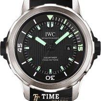 IWC Aquatimer Automatic 2000 Tytan 46mm Czarny Bez cyfr Polska, Warszawa