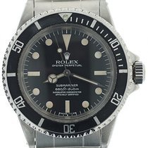 Rolex Submariner (No Date) Acciaio 40mm Nero Italia, Chieri (TO)