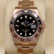 Rolex 126715CHNR Rose gold GMT-Master II 40mm