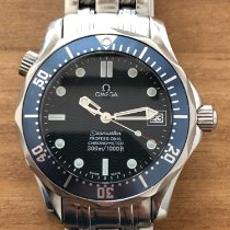 Omega 2551.80.00 Stal Seamaster Diver 300 M 36mm używany