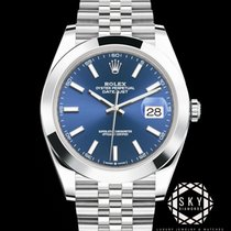 Rolex 126300-0002 Steel 2018 Datejust 41mm new United States of America, New York, NEW YORK