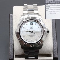 TAG Heuer Aquaracer 300M Steel 40mm Mother of pearl United States of America, California, San Diego