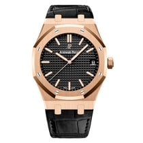 Audemars Piguet 15500OR.OO.D002CR.01 Rose gold Royal Oak Selfwinding 41mm new