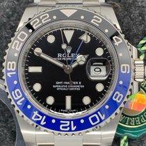 Rolex 116710BLNR Stahl 2018 GMT-Master II neu