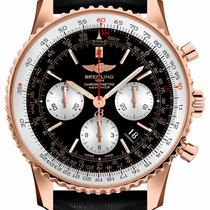 Breitling Navitimer 01 Rose gold 43mm Black United States of America, California, Moorpark