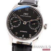IWC Portugieser Automatik neu 2014 Automatik Uhr mit Original-Box und Original-Papieren IW500109