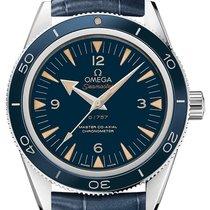 Omega Seamaster 300 Platinum 41mm Blue