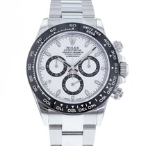 Rolex Daytona Steel 40mm White United States of America, Georgia, Atlanta