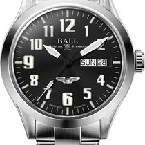 Ball Steel 40mm Automatic NM2182C-S3J-BK new