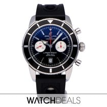 Breitling Superocean Heritage Chrono 46 from 2010 with B+P