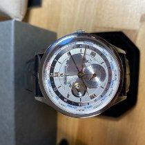 Maurice Lacroix Masterpiece Worldtimer MP6008-SS001-110 gebraucht