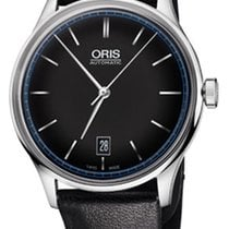 Oris Artix Date Steel 39mm Blue No numerals United States of America, Florida, Miami