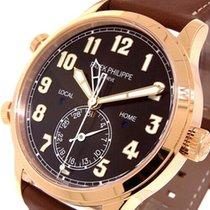 Patek Philippe Travel Time Rose gold 42mm