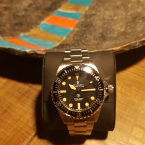 Steinhart Steel 39mm Automatic T0216 pre-owned