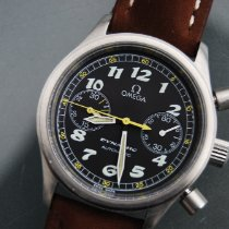Omega Dynamic Chronograph Steel 38mm