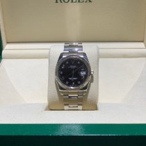 Rolex Oyster Perpetual Date 115234 2012 pre-owned